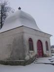 Väike-Maarja kirikuaia kabel : 16108 vaade lõuna ja läänefassaadile-  Autor Anne Kaldam  Kuupäev  09.01.2008