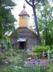 Lohusuu (Veneküla) kalmistu kabel, 1863-1864  Autor Tõnis Taavet  Kuupäev  22.07.2008