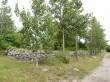 Vaade kirikuaia piirdemüürile edelast. 08.08.2016 Silja Konsa
