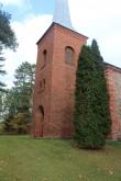 Vaade kirikule. Foto: K. Tael 17.10.2016