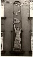 Fassaadi skulptuur. Foto: H. Vanaveski