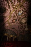 Gloria Palace interjöörid. Fragment saali laest. 11.11.2016. Foto: Timo Aava