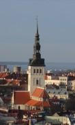 Tallinna Niguliste kirik. 25.01.2017. Foto: Timo Aava