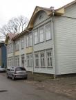 A. Kitzbergi 1 esivaade. Foto Egle Tamm, 21.02.2017.