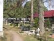 Käsmu kalmistu, reg. nr 5812. Vaade põhjapoolsele osale. Foto: Anne Kaldam, kuupäev 28.04.2009