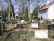 Käsmu kalmistu, reg. nr 5812. Vaade idast. Foto: Anne Kaldam, kuupäev 28.04.2009