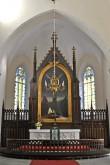 Jaani kiriku altar. Foto: Getter Linter 01.09.2016