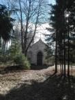 Aruküla mõisa kabel, vaade loodest. Foto: K. Klandorf 28.03.2017.