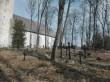 Järva-Peetri kirikuaed ja kalmistu, vaade läänest. Foto: K. Klandorf 10.04.2017.