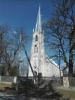 Järva-Jaani kirik. Foto: K. Klandorf 20.04.2017.