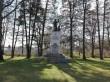Vabadussõja mälestussammas Koerus. Foto: K. Klandorf 03.05.2016.