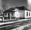 Garnisoni tn 16. Foto: Kuressaare Linnavalitsuse arhiiv. 1963