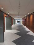 Vaade keldri koridorile. Foto: Keidi Saks, 27.01.2017