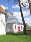 Väike-Maarja kirikuaia kabel : 16108 vaade lõuna ja läänefassaadile-  Autor Anne Kaldam  Kuupäev  08.05.2009