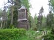 Kellatorn Ala kalmistul.  Autor Viktor Lõhmus  Kuupäev  21.05.2009
