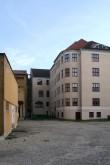 Ehitise ühendus naabermajaga. Foto: Ott Allan Mahlapuu 26.08.2011