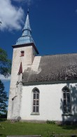 Torma kirik Aeg: 15.06.2017  Foto: Sille Raidvere