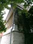 Elamu Rakvere Pikk t. 21, vaade hoone kirdenurgale. Foto: M.Abel, 07.09.17