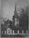 Kaasani kirik enne Teist maailmasõda. Foto: MPEÕK Kaasani kogudus.
