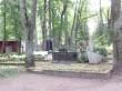 Puiestee 1 Vana-Peetri kalmistu vaade. Foto Egle Tamm, 29.09.2017.