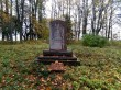 II ms hukkunute ühishaud, vaade läänest. Foto: M.Abel, kp 09.10.17