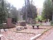 Tartu ülikooli kalmistu iseloomulikud hauatähised. Foto Egle Tamm, 19.10.2017.