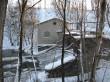 Kunda tsemendivabriku hüdroelektrijaama hoone, vaade läänest. Foto: M.Abel, kp 18.12.2012