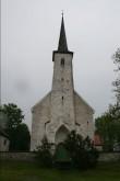 Järva-Madise kirik. Foto: Kadi Särgava 10.06.2009