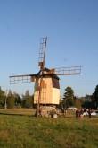 Kuusnõmme tuuliku restaureerimisjärgne pidulik avamine. Foto: Tõnu Sepp. 2014.