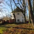 Vana-Antsla mõisa kärnerimaja. Foto Mirja Ots 7.11.2017