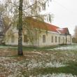 Vana-Antsla mõisa valitsejamaja. Foto Mirja Ots, 27.10.2017