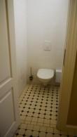 Pajusi mõisa peahoone Foto: Sille Raidvere Aeg: 20.09.2017 Remonditud tualetid