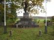 Aidu Vabadussõja mälestusmärk. Vaade loodest kagusse. Foto: Sille Raidvere  Aeg: 17.10.2016
