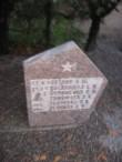II Maailmasõjas hukkunute ühishaud Laiuse kalmistul.  Foto: Sille Raidvere  Aeg: 11.11.2010