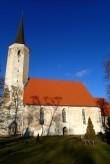 Haljala kirik, vaade lõunast. Foto: M.Abel, kp 13.10.17