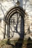 Haljala kirik, torniportaal. Foto: M.Abel, kp 13.10.17