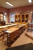 Viru-Jaagupi Noorsoo Kasvatuse Seltsi kooli hoone, muuseumituba. Foto: M.Abel, kp 20.11.17