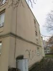 Rakvere saksa eragümnaasiumi hoone, vaade idast. Foto: M.Abel kp 17.11.17