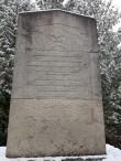 II maailmasõjas hukkunute ühishaud. Foto: M.Abel, kp. 22.11.17