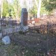 Urvaste kalmistu tormikahjustuse järel korda tegemata sepisaed Foto Mirja Ots, 7.11.2017