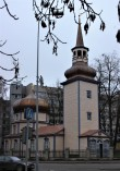 Tallinna Kaasani Jumalaema Sünni kirik. 20.12.2017. Foto: Timo Aava