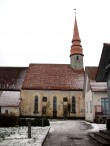 Palamuse kirik Põhjakülg Foto: Sille Raidvere Aeg: 04.12.2014