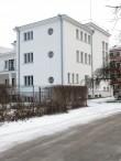 J. Kuperjanovi 16 külg- ja hoovivaade. Foto Egle Tamm, 09.01.2018.