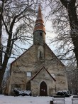 Palamuse kirik. Foto Dan Lukas 07.12.2017