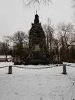 Vabadussõja mälestussammas, vaade loodest. Foto: M.Abel, kp 09.01.18