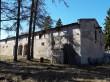 Arkna mõisa ait-kuivati. Foto: Raili Uustalu 13.04.2018. Vaade hoonele kagust.
