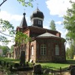 Värska kirik. Foto Mirja Ots, 14.05.2018.