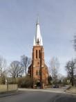 Veski 3 katoliku kirik. Foto Egle Tamm, 05.03.2017.