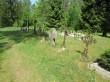 Muhu kalmistu. Foto: Keidi Saks, 22.05.2018