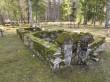 Hellamaa kalmistul. Foto: Keidi Saks, 12.04.2018